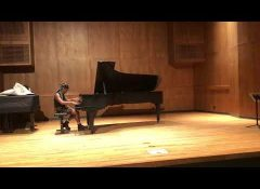 Florence Price: Sonata in E minor,First Movement